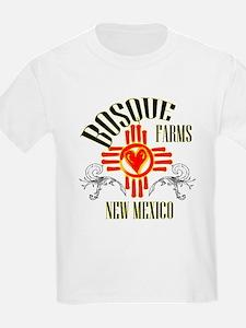 BOSQUE FARMS LOVE T-Shirt
