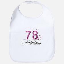 78 and Fabulous Bib