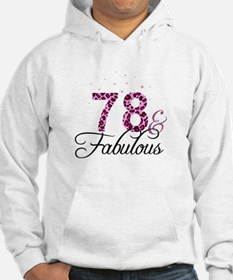 78 and Fabulous Jumper Hoody