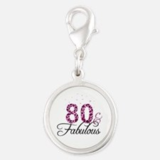 80 and Fabulous Charms