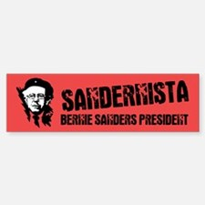 Sandernista Bumper Bumper Sticker