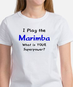 play marimba Women's T-Shirt