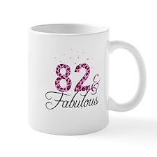 82 and Fabulous Mugs
