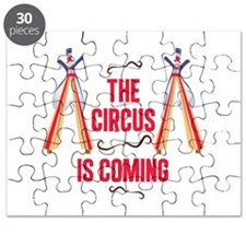 The Circus Is Coming Puzzle