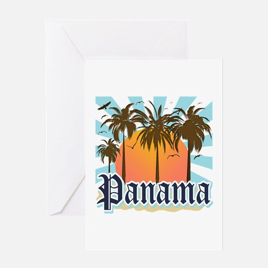 Panama Greeting Cards