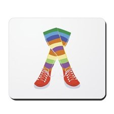 Colorful Socks Mousepad