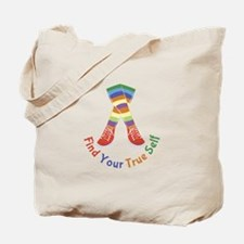 Find Your True Self Tote Bag