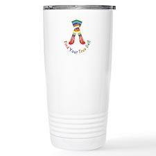 Find Your True Self Travel Mug