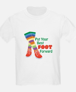 Put Your Best Foot Forward T-Shirt