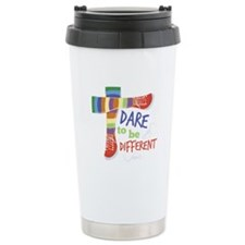 Dare To Be Different Travel Mug
