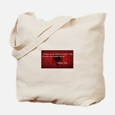 Stephen King Pride Tote Bag