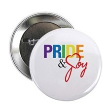 "Pride & Joy 2.25"" Button"