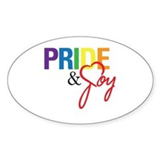 Pride & Joy Decal