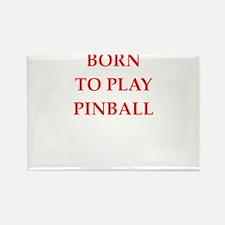 pinball joke Magnets