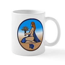 Virgo Coffee Cup Mug Astrology Art Gup