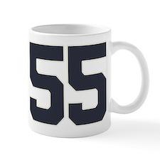 55 55th Birthday 55 Years Old Mug
