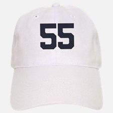 55 55th Birthday 55 Years Old Baseball Baseball Cap