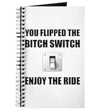 Bitch Switch Journal