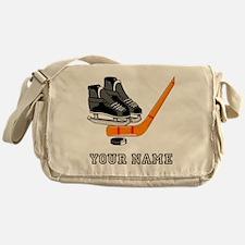 Hockey Equipment (Custom) Messenger Bag