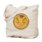 Mexican Oro Puro w/bezel Tote Bag