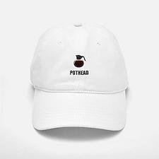 Coffee Pothead Baseball Baseball Baseball Cap