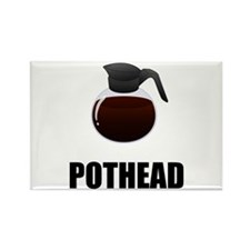 Coffee Pothead Magnets
