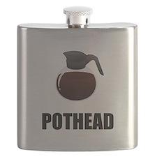 Coffee Pothead Flask
