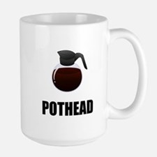 Coffee Pothead Mugs