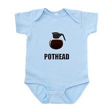 Coffee Pothead Body Suit