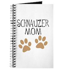 Big Paws Schnauzer Mom Journal