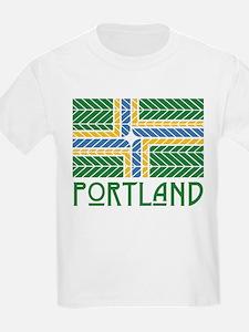Chevron Portland T-Shirt