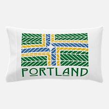 Chevron Portland Pillow Case