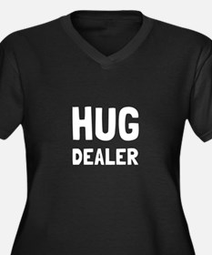 Hug Dealer Plus Size T-Shirt