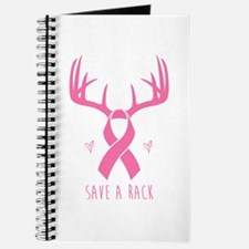 Save a Rack (Pink) Journal
