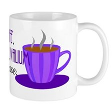 Unique Cafe mocha valium vodka latte Mug