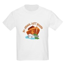No Animal Left T-Shirt