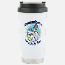Dentist Dental Hygienis Travel Mug