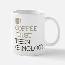 Coffee Then Gemology Mugs