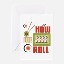 How We Roll Greeting Cards