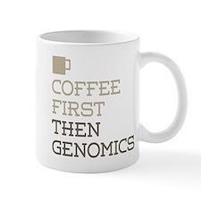 Coffee Then Genomics Mugs