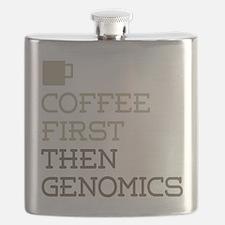 Coffee Then Genomics Flask