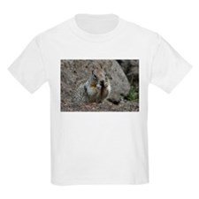 Squirrel Eating 4 T-Shirt