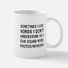 Photosynthesis Mugs