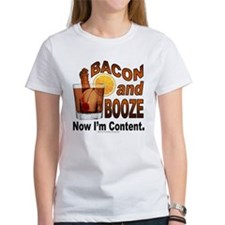 BACON and BOOZE T-Shirt