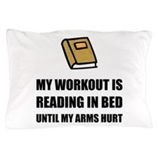 Reading In Bed Pillow Case