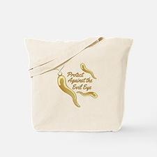 Protect Evil Eye Tote Bag