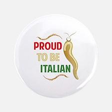 Proud Italian Button