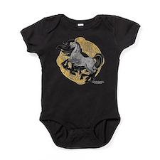Cute Mythology Baby Bodysuit