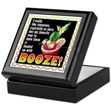 Tomatoes with Booze? Bloody Mary Keepsake Box