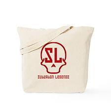 Funny Suburban Tote Bag